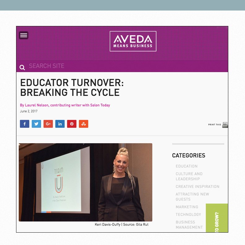 Education Turnover: Breaking the Cycle