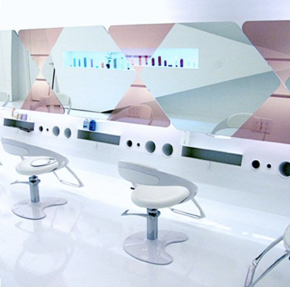 Salon Of The Future!